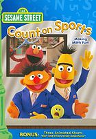 Sesame Street. Count on sports : making math fun!