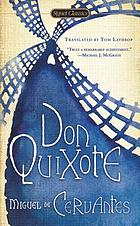 Don Quixote : fourth-centenary translation