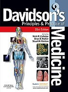 Davidson's principles and practice of medicine.