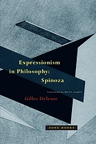 Expressionism in philosophy : Spinoza