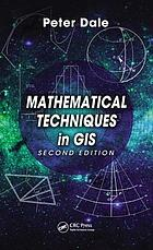 Mathematical techniques in GIS