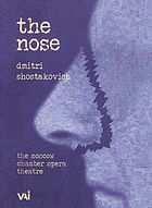 The nose : opera in three acts