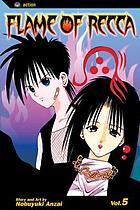 Flame of Recca. Vol. 5