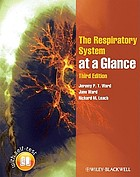 Book cover art for The Respiratory System at a Glance