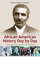 African American history day by day : a reference guide to events
