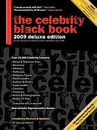 The celebrity black book : over 55,000 celebrity contacts