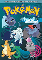 Pokémon elements collection. 2