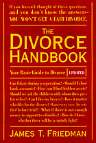 The divorce handbook : your basic guide to divorce