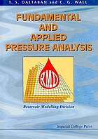 Fundamental and applied pressure analysis