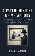 A psychohistory of metaphors : envisioning time, space, and self throughout the centuries