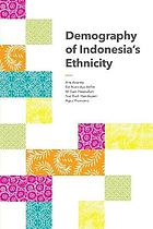 Demography of Indonesia's Ethnicity.