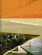 Building on sloping land