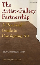 The artist-gallery partnership : a practical guide to consigning art