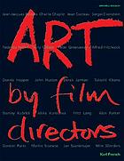 Art by film directors