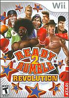 Ready 2 rumble revolution.