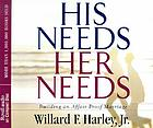 His needs, her needs : [building an affair-proof marriage]