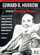 Edward R. Murrow, the best of Person to Person. / Disc 2, Hollywood legends