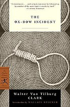The oxbow incident