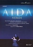 Aida : opera in four acts