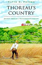Thoreau's country : journey through a transformed landscape