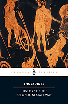 History of the Peloponnesian War.