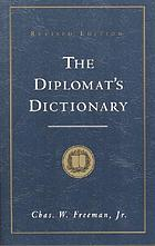 The diplomat's dictionary