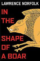 In the shape of a boar