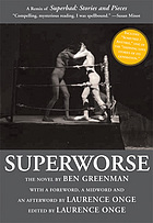 Superworse : the novel : a remix of Superbad : stories and pieces