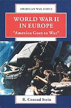 World War II in Europe :