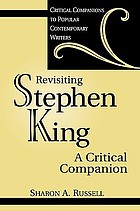 Revisiting Stephen King : a critical companion