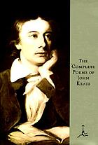 The complete poems of John Keats.