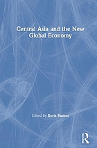 Central Asia and the new global economy