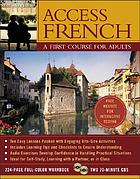 Access French : a first course for adults