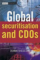 Global securitisation and CDOs
