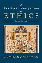 A practical companion to ethics