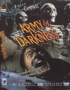 Bruce Campbell vs. Army of darkness