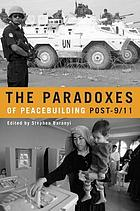 The paradoxes of peacebuilding post-9/11