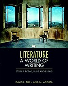 Literature : a world of writing