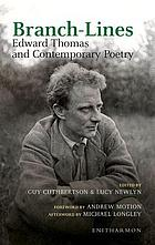 Branch-lines : Edward Thomas and contemporary poetry