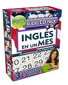 Inglés en un mes : audio CD pack.