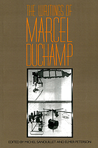 The Writings of Marcel Duchamp.