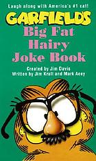 Garfield's big fat hairy joke book