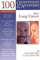 100 questions & answers about lung cancer