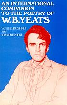 An international companion to the poetry of W.B. Yeats