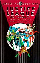 Justice League of America archives. volume 4