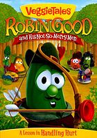 Veggie tales. Robin Good and his not-so-merry men