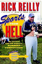 Sports in hell : my search for the world's dumbest competition