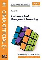 Fundamentals of management accounting : CIMA Certificate in Business Accounting