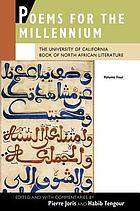 Poems for the millennium : the University of California book of modern & postmodern poetry