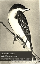 Birds in their relations to man : a manual of economic ornithology for the United States and Canada
